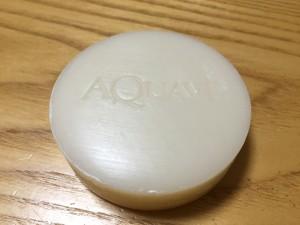 アクアヴィ石鹸
