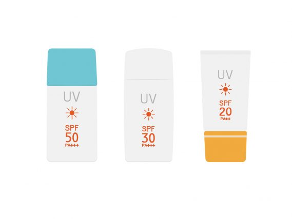 赤ちゃんの日焼け対策ケア商品の選び方