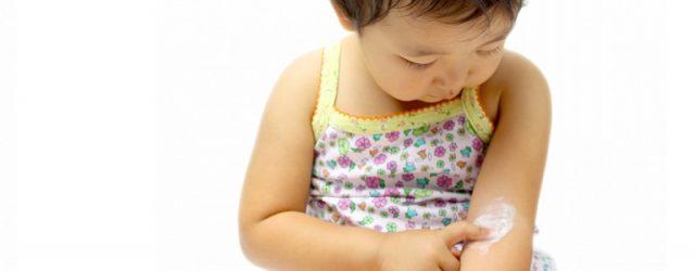 子供のかゆみケア商品の選び方