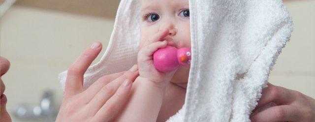 赤ちゃんにしてあげたい!保湿剤の効果を高める塗り方